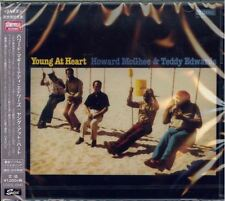 HOWARD MCGHEE - TEDDY EDWARDS-YOUNG AT HEART-JAPAN CD Ltd/Ed B63
