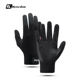 Touch Screen Windproof Waterproof Cold Weather Warm Gloves for Running Cycling