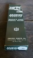 Empire Pencil Company Vintage Drawing Pencils 4H and Box Shelbyville, Tennessee