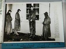 Rare Historical Original VTG Captured Members Of German Gotterdammerung Photo