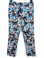 TopShop Tropical Pantalon UK6 EUR34 US2