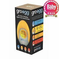 The Gro Company - Gro-Egg Colour Digital Baby Kids Room Night Light Thermometer