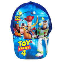 Toy Story Baseball Caps Boys Adjustable Kids Hats Cartoon Children Snapback