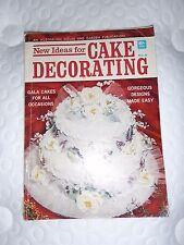 New Ideas for Cake Decorating Vintage Magazine #5 Fabulous Occassion Cakes