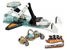 Hot Wheels Ballistiks Full Force Lock & Load Launcher Playset New