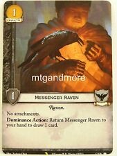 A Game of Thrones 2.0 LCG - 1x #C130 Messenger Raven - Valyrian Draft Pack