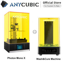 ANYCUBIC LCD Photon Mono X Stampante 3D ||Wash and Cure Machine for 3D Printing