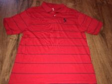VINTAGE 1980's DISNEY WEAR MICKEY MOUSE POLO SHIRT Size MEDIUM MADE IN THE USA