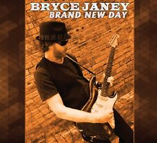 """BRYCE JANEY: """"BRAND NEW DAY"""" CD (Excellent Blues/Rock Guitarist)"""