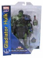 Thor Ragnarok Marvel Movies Green HULK Gladiator Action Figure DIAMOND Select