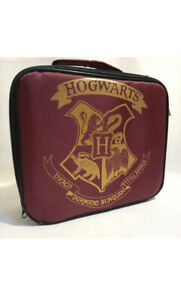 HARRY POTTER Lunch Bag Insulated Official Hogwarts Picnic Box School