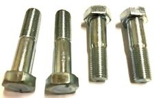 CLASSIC MINI STEERING ARM BOLT SET OF FOUR 2A4315 SWIZEL HUB HIGH TENSILE 1GM9