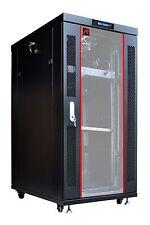 "Sysracks 18   U 35"" Deep Server IT Lockable Network Data Rack Cabinet Enclosure"