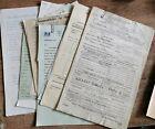 Naval Service Records Archive - Commander FD Oldroyd HMS Campania etc 1944-76