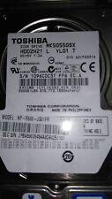 """Disque dur 2,5"""" Toshiba MK5055GSX HS 525"""