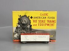 American Flyer HO-124 Merchant's Dispatch Plastic Reefer w/ Original Box/Box