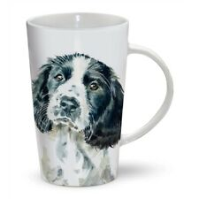 SPRINGER SPANIEL Tall Latte Mug | A Great Gift for a Dog Lover | Free P&P