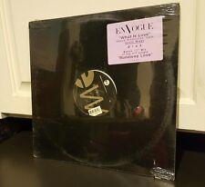"""EN VOGUE What Is Love NEW SEALED Vinyl Runaway Love 12"""" Single 1993"""