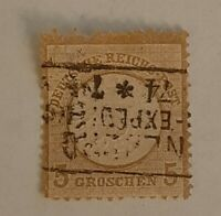 Germany Stamp #20 - SCV $29.00