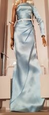 Fashion Royalty Cold Shoulder Eugenia Perrin Frost DRESS + SHOES + JEWELRY