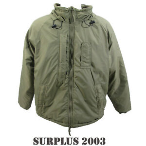 British Army Issue PCS Thermal Jacket Olive Green