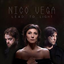 Nico vega-lead to light CD NEUF