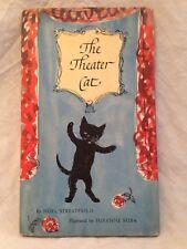 Noel Streatfeild / Susanne Suba - Theater Cat - 1st/1st 1951 in DW, Slottie Toy