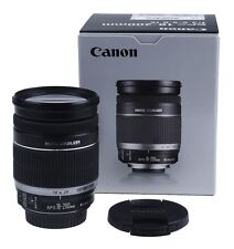 Canon Ef-s 18-200mm 18-200 mm 3.5-5.6 is reisezoom pour EOS Canon-revendeur neuf