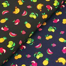 Fat Quarter Food & Drink Unbranded Craft Fabrics