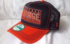 SYRACUSE ORANGE New Era 9FORTY Truck Trip mesh snapback hat, BLUE & ORANGE CAP