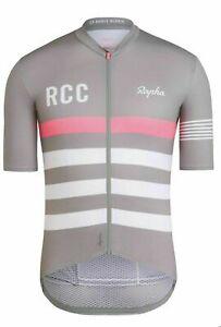RAPHA CYCLING CLUB RCC PRO TEAM MIDWEIGHT SHORT SLEEVE JERSEY M RRP £140