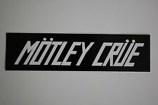 Motley Crue Sticker Decal (294) Metal Rock Music Pantera Metallica Car Window