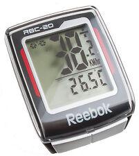 Reebok Fahrradcomputer Radcomputer RBC-20 RCA1-15002