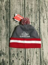 Canada 2010 Vancouver Olympic Games Official Toque U-Believe Hoser Knitted CTV