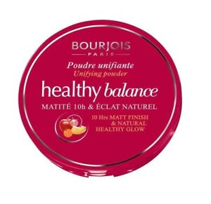 Bourjois Healthy Balance Unifying Powder 9g New --Choose shade---