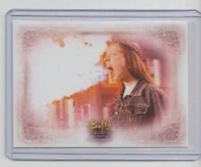 Buffy Women of Sunnydale Trading Card #49 Michelle Trachtenberg as Dawn