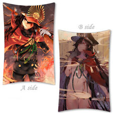 Fate Grand Order Oda Nobunaga Hugging Body Pillow Case Cover Gift 35*55cm#YW