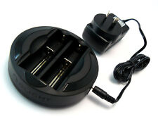 Olight OMNI-DOK RCR123A, 14500, 18650, NiMH AA, AAA universal battery charger