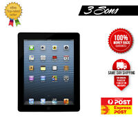 Apple iPad 3 [WiFi, WiFi+Cellular] 16GB 32GB 64GB Grey Unlocked [AU Seller] SYD