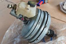 Mercedes G 400 brake booster assembly master cylinder A 005 430 37 30 servo
