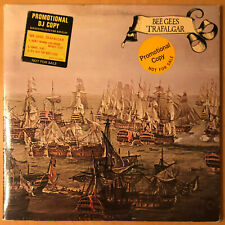 BEE GEES TRAFALGAR   ATCO WHITE LABEL PROMO 1971 LP PIROS MASTERED  VG+