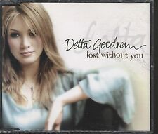 Delta Goodrem - Lost Without You CD (Single)