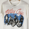 1987 Motley Crue Girls Vintage Tour Rock Band Tee Shirt ALL SIZE S-234XL F729