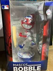 Cleveland Indians 1975 Style Chief Wahoo Bobblehead Tribe New Unopened