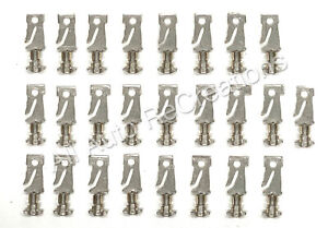 50x Holden Terminals 56 Series Male 18 Gauge Spade 6.3mm *Read Ad* Torana Monaro