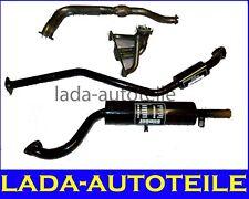 VAZ Auspuff Rohr Kit 2101, 2103, 2104, 2105, 2106, 2107