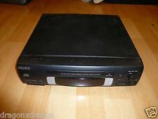 Sony CDP-EX10 CD-Player, DEFEKT, erkennt keine Discs