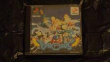 Parodius ps1 game Sony PlayStation 1, 1994  rare pal