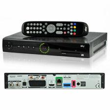 Twin Sat Receiver Humax PR-HD3000 Twin Tuner SKY S HD4 DVB-S2 V13 V14 SAT RECEIV