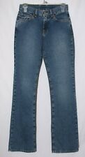 Lucky Brand Womens Jeans 2 /26 Peanut Pant Lower Rise Flare Long Zipper fly
